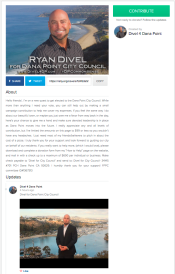 Divel4Dp-Donations-page